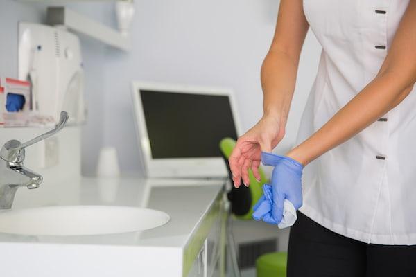 Praxis Reinigung